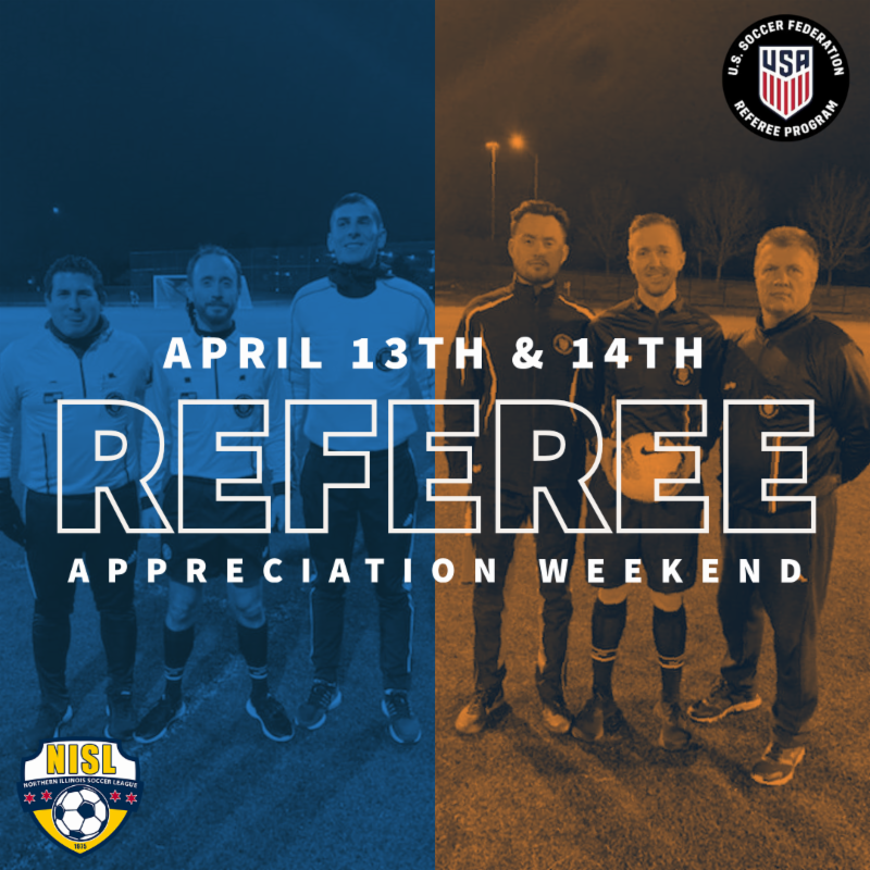 d043288d405a Share some love for your favorite referee on our Facebook